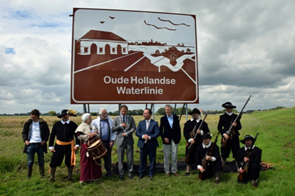 oude hollandse waterlinie